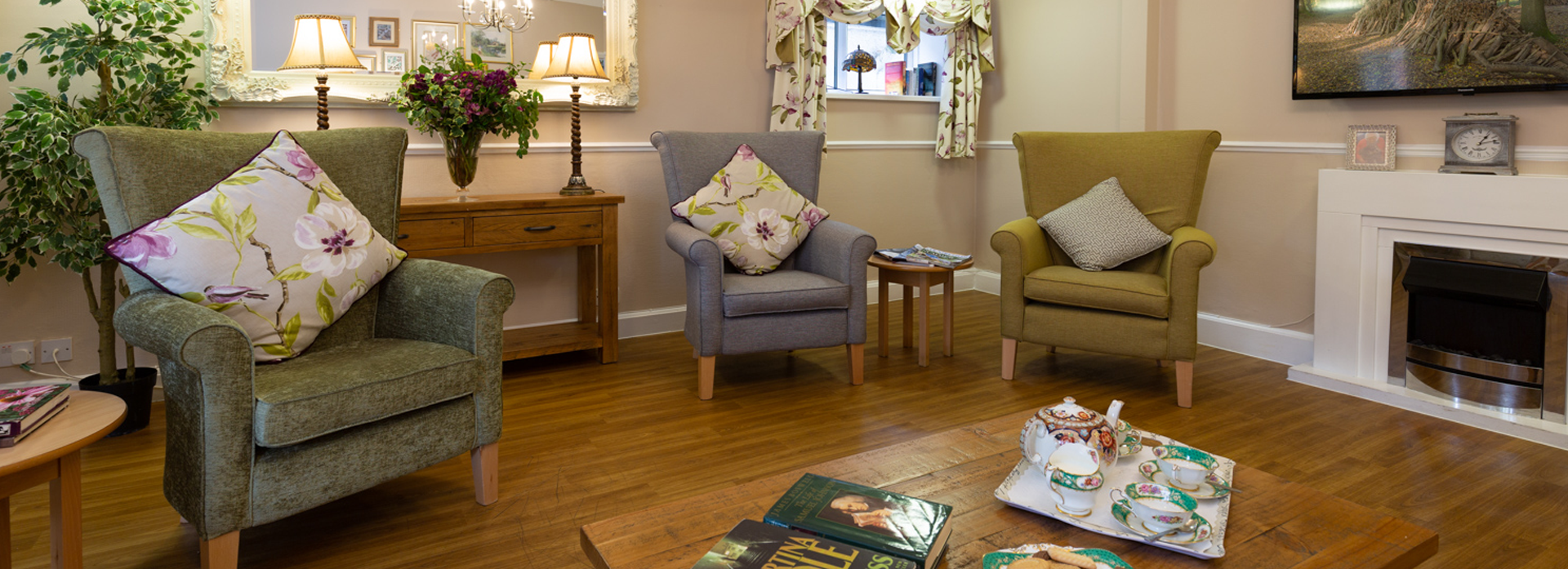 Dementia Care Home in West Sutton